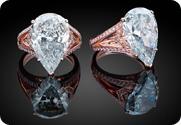 Этичные бриллиантовые украшения