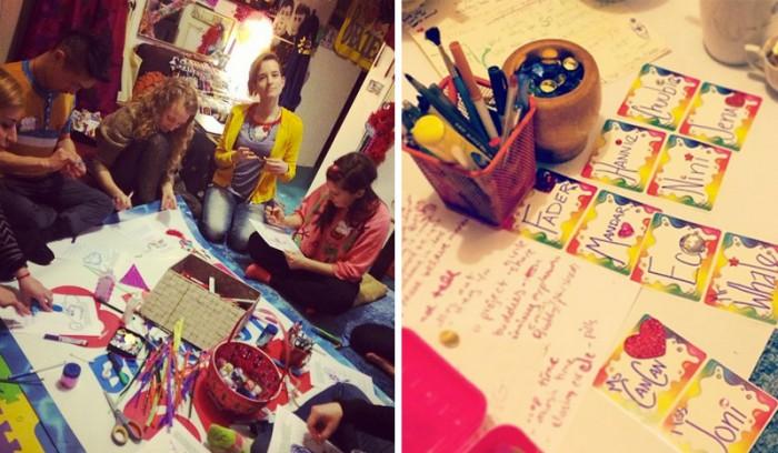 Арт-терапия детском саду для взрослых