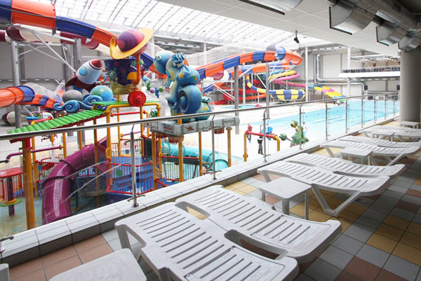 В современном разнообразии отдыха аквапарк занял особое место