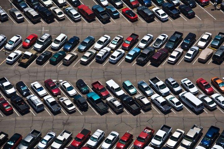 Результативность бизнеса в большей степени зависит от месторасположения парковки