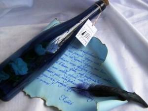 Франшиза магазина писем в бутылках «Бутылочная почта»