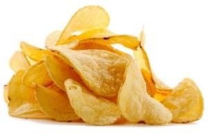 Изготовление чипсов всё так-же выгодно.