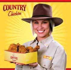 Франшиза ресторанов быстрого обслуживания «Country Chicken»