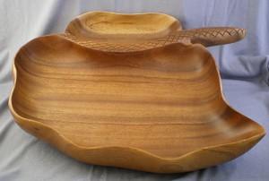 Деревянная посуда своими руками