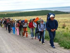 Туризм для детей