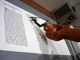 Робот-каллиграф