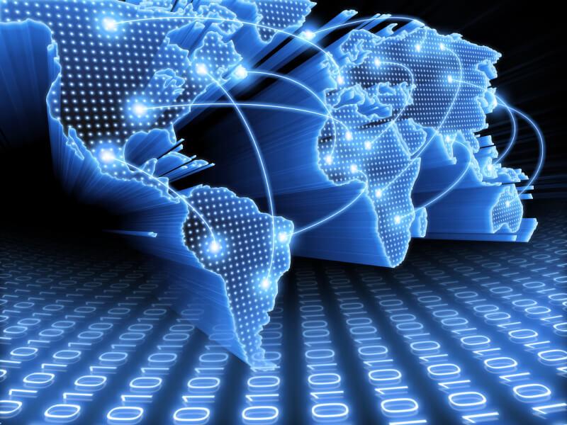 Интернет-провайдер закупает трафик и пользователям продает в розницу