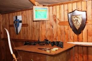 Франшиза тира по стрельбе из лука и арбалета «Джон Малыш»