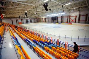 Годовой фонд заработной платы работников ледового дворца составляет около 6,5 млн. рублей