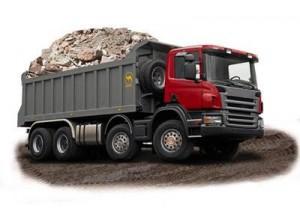 Бизнес по вывозу строительного мусора