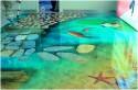 Изготовление наливных 3-D полов как идея бизнеса