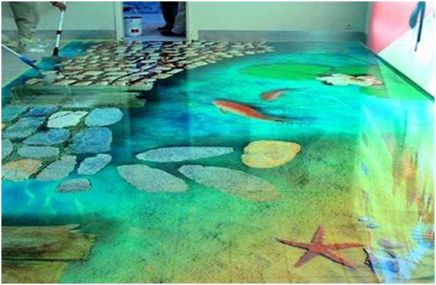 Наливной пол бизнес план химическая гидроизоляция стен