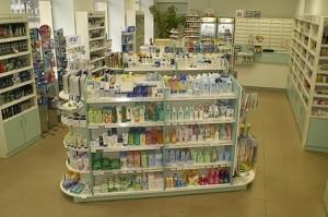 Аптека открытого типа